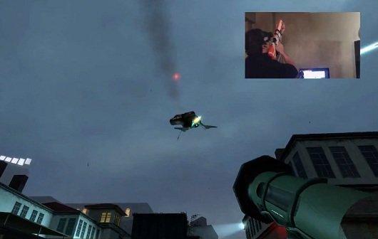 Half-Life 2: Mod integriert Head-Tracking & Oculus Rift Support