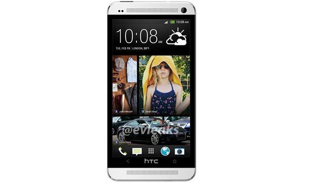 HTC One: Erstes Pressebild vom neuen HTC Flaggschiff aufgetaucht?