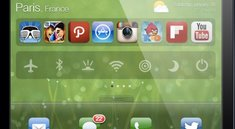 iOS 7 Konzeptstudie für iPad mini