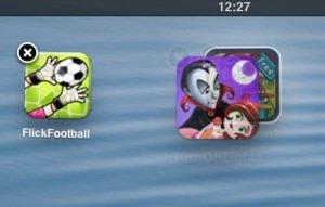 iPad-Ordner erstellen und Apps organisieren