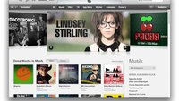 iTunes Store verkaufte 25 Milliarden Songs
