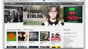 iTunes Store verkaufte 25 Milliarden Songs