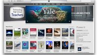 iTunes U: Mehr als eine Milliarde Downloads von Lerninhalten