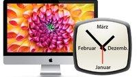 iMac: Längere Lieferzeiten im Apple Store, Händler haben teils noch Ware