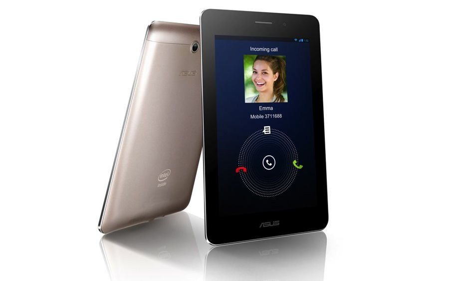 ASUS Fonepad: Günstiger 7 Zoll Androide mit Telefoniefunktion