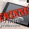 iPad mini Wi-Fi + Cellular (4G): Gewinnspiel (Gewinner)