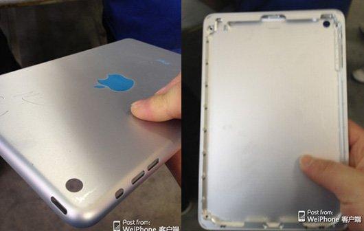 iPad mini 2: Angebliches Gehäuse aufgetaucht