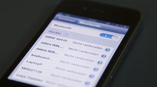 iPhone mit Bluetooth-Problemen: Ein paar Lösungsvorschläge