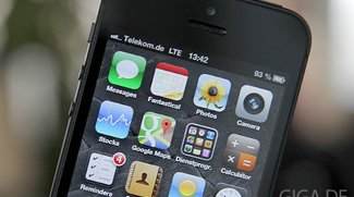 iPhone 5S: Produktion soll bald beginnen - iOS 7 mit neuem Design