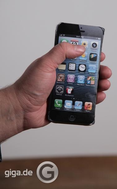 IPhone 5 XL Nur Fur Monsterhande Entscheidender