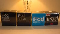 Original-iPods: 90.000 Dollar für Sammlerset geboten