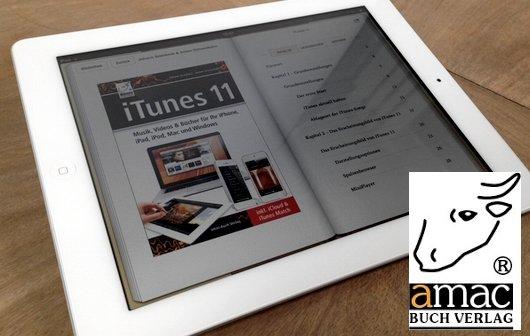 Buch zu iTunes 11 für nur 99 Cent: Sonderangebot für GIGA-Leser