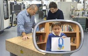 Apple-Designer Jony Ive im Kinderfernsehen (Video of the Day)