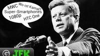 JFK: MWC-Vorschau, Abschied von HTC und Supersmartphones erklärt