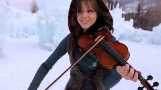 Die Dubstep-Hippie-Violin-Elfe - Lindsey Stirling - Album-Kritik