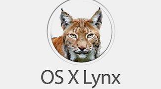 Mac OS X 10.9: Lynx heißt Apples nächstes Betriebssystem