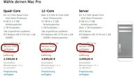 Mac Pro: In europäischen Apple Stores nicht mehr verfügbar