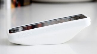 """Der """"Fruchtteller"""" fürs iPhone 5: Mango - Hülle und Ständer"""