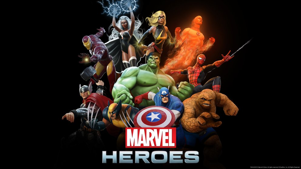 Marvel Heroes: Zerstörerischer Trailer zum free-to-play MMO