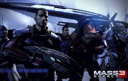 Mass Effect 3 - Es wird keinen Multiplayer geben