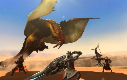 Monster Hunter 3 Ultimate: Wii U & 3DS Version in neuen Bildern