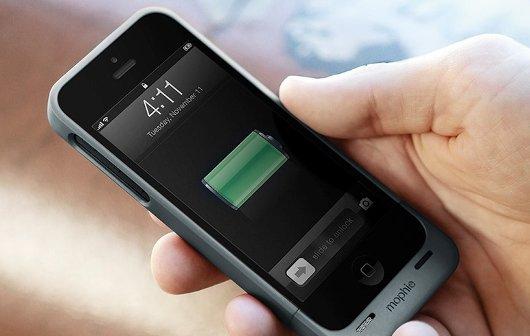 """Mophie Juice Pack für iPhone 5: Modell """"Helium"""" vorgestellt"""