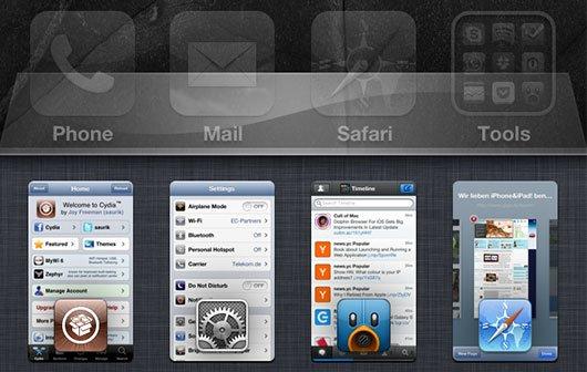 InfinityTask und Insomnia: Erweitertes Multitasking für iOS [Best of Cydia]