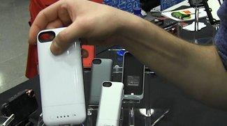 MWC 2013: mophie juice pack air fürs iPhone 5 vorgestellt