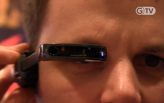 MWC 2013: Alternative zu Google Glass von Vuzix