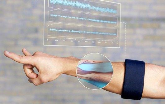 Gesten- und Muskelsteuerung am Mac, iPhone und Co: MYO Armband