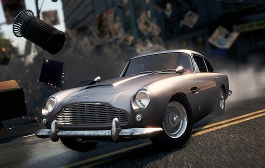 Need for Speed - Most Wanted: Neue DLCs erscheinen heute