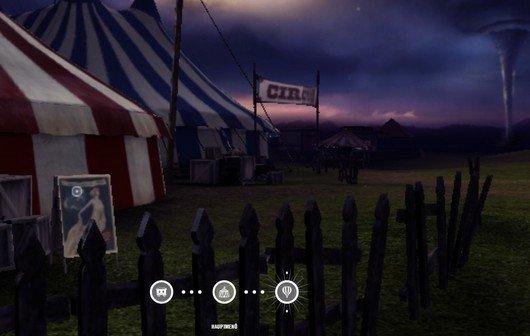 Oz: Mini-Adventure zum Film in Google Chrome spielen