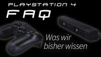 PlayStation 4 Fakten: Release, Controller, Hardware & Design der PS 4