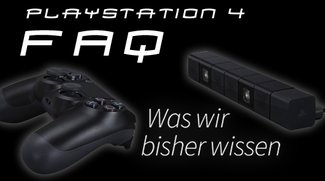 PlayStation 4 Fakten: Release, Controller, Hardware & Design der PS 4