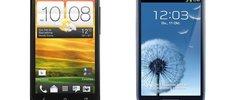 Samsung Galaxy S3 mini Hülle: Sicherheit dank Leder, Silikon und Kunststoff
