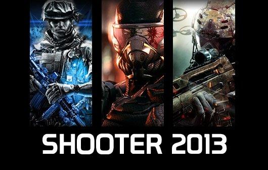 Shooter 2013 - Die besten Ego-Shooter für PC, Xbox 360 und PS3 in der Vorschau