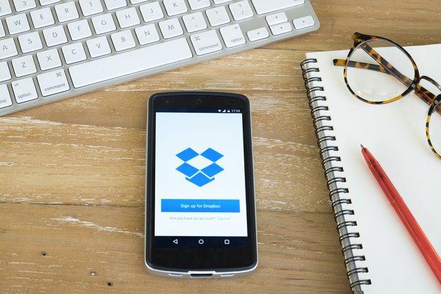 Dropbox: Hack mit 68 Millionen Passwörtern veröffentlicht