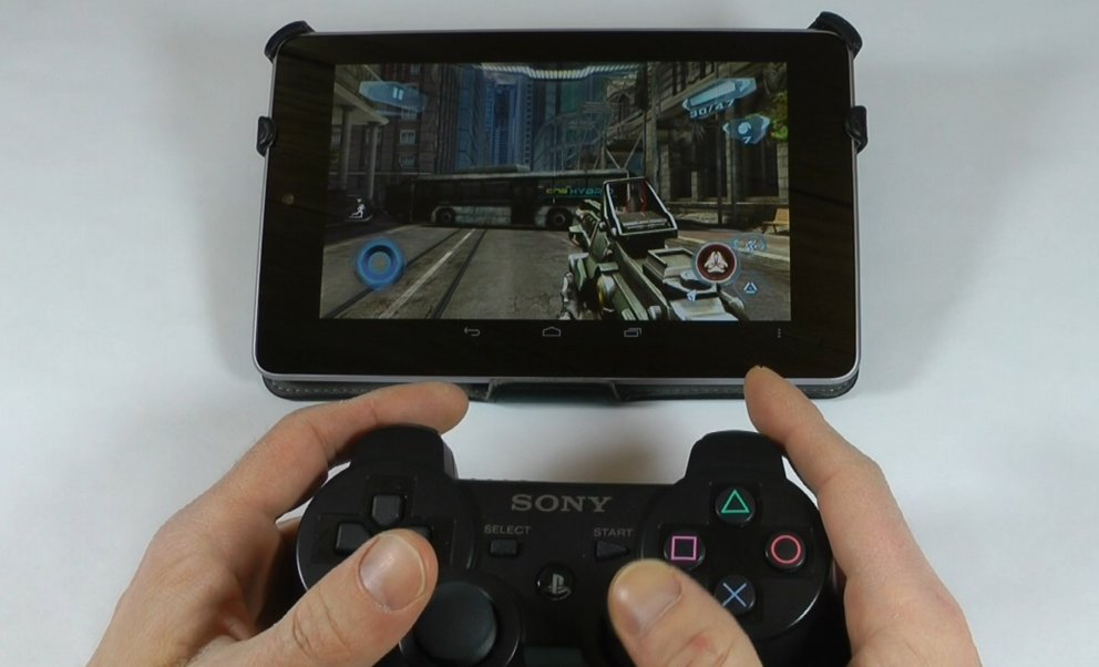 Sixaxis Android App