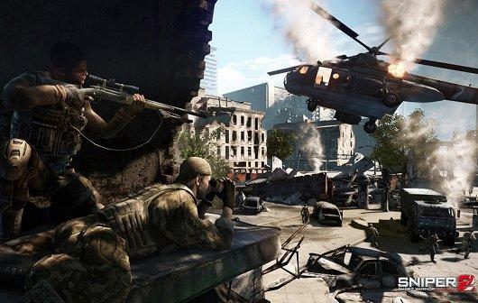 Sniper Ghost Warrior 2: Haufenweise Headshots im neuen Gameplay-Trailer