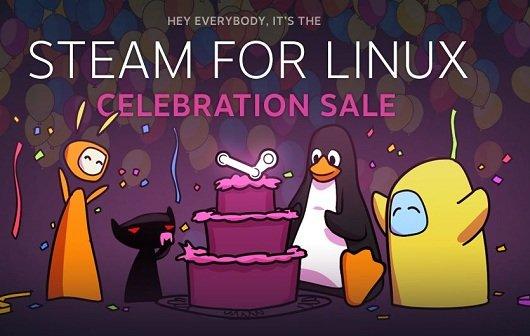 Steam für Linux verfügbar