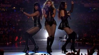 Super Bowl Halftime Show 2013: Beyoncé und Destiny's-Child-Reunion im Video