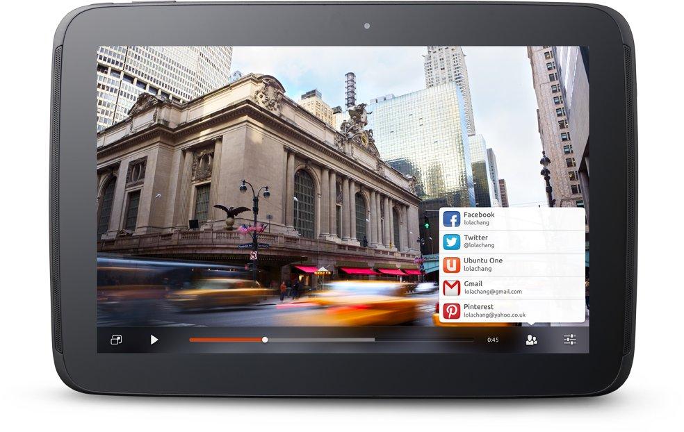 Ubuntu Touch: erste App-Experimente zeigen sich