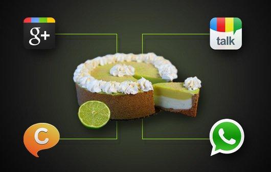 Android 5.0 - Bekommt Key Lime Pie ein übergreifendes Messengersystem?