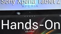 Das dünnste 10,1 Zoll Tablet: Sony Xperia Tablet Z Hands-On