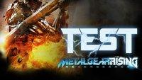 Metal Gear Rising: Revengeance Video-Test - Perfektioniertes Chaos