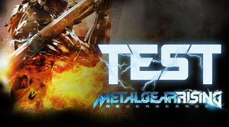 Metal Gear Rising: Revengeance Video-Test - Perfektioniertes Chaos