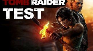 Tomb Raider Test - Wiedergeburt einer Ikone