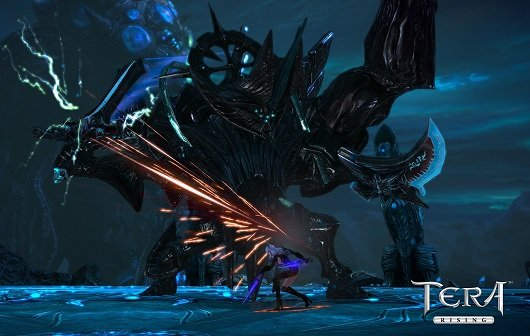 Tera - Rising: Free-to-play Start bringt 500.000 neue User