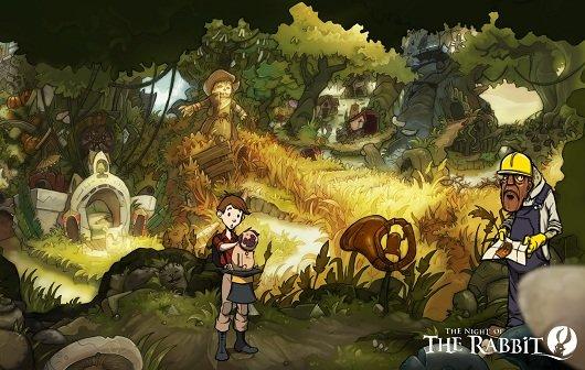 The Night of the Rabbit: Daedalics neues Adventure im Trailer