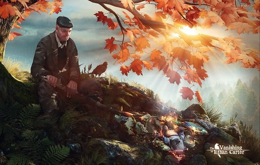 The Vanishing of Ethan Carter: Ohne Kämpfe, aber mit Ego-Perspektive